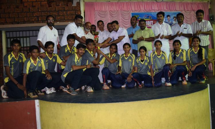 28th Senior State CHampionship<br>28th Senior State Championship Which is Held at Shanthal Public School,Muttom, Idukki, on 22nd and 23rd of July 2016. Alappuzha District won Over All Championship,Ernakulam District Second.